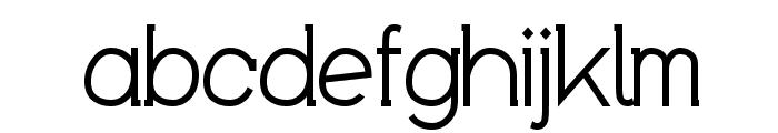 Bookietastic Font LOWERCASE