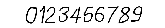 Bookmark SemiBold Italic Font OTHER CHARS