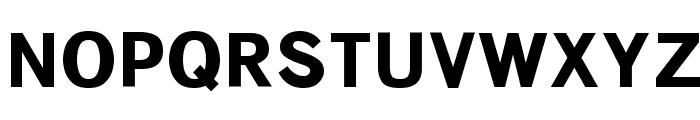Bookvar Bold Font UPPERCASE