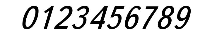 Bookvar Italic Font OTHER CHARS