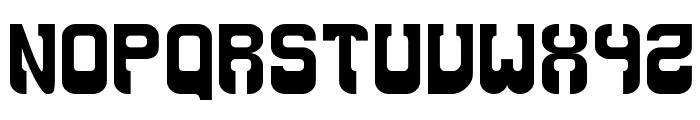 Booze Font UPPERCASE