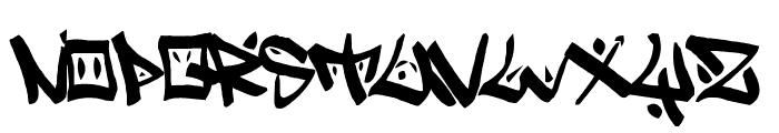 Bopollux Font LOWERCASE