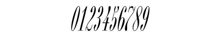 BordenFiveScriptOpti Font OTHER CHARS