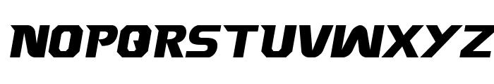 Borgsquad Font UPPERCASE