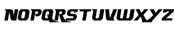 Borgsquad Font LOWERCASE