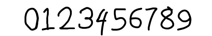 Bork Bork Font OTHER CHARS