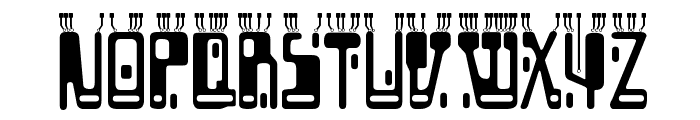 Boron-Regular Font LOWERCASE
