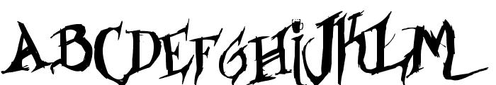 Borracho & Loko Font UPPERCASE