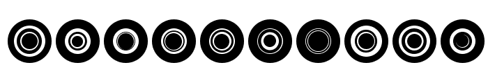 Botan Font OTHER CHARS