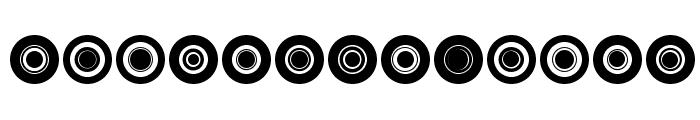 Botan Font LOWERCASE