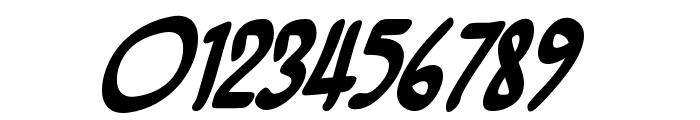 BottleRocket BB Bold Font OTHER CHARS