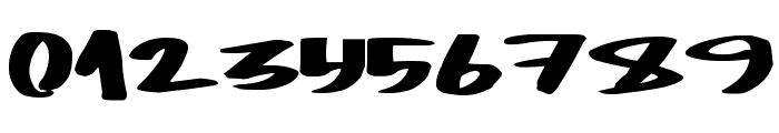 BoulderRough Font OTHER CHARS