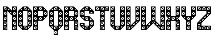Boulding Work St Font UPPERCASE