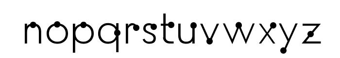 BoumBoum [Free version] Font LOWERCASE