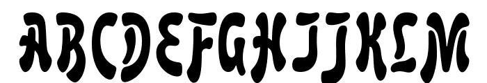BoutiqueOpti Font UPPERCASE