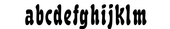 BoutiqueOpti Font LOWERCASE