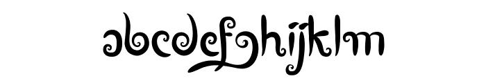 BoutiquesofMerauke Font LOWERCASE