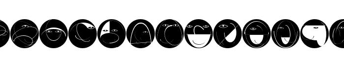 BowingInverse Font LOWERCASE