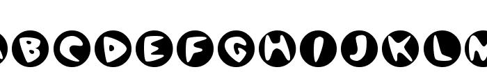 BowlORama Font UPPERCASE