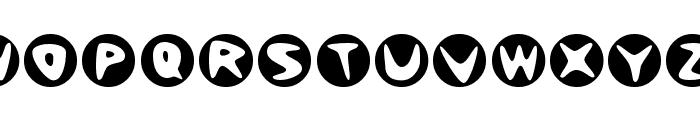 BowlORama Font LOWERCASE