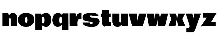 BowlbyOne Font LOWERCASE