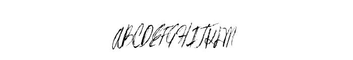 BoxingChocolates Font UPPERCASE