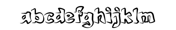 bobotoh Font LOWERCASE