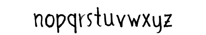 bombefont Regular Font LOWERCASE