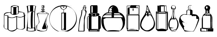 botellas 2004 Normal Font LOWERCASE