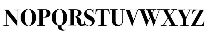 Bodoni 72 Bold Font - What Font Is