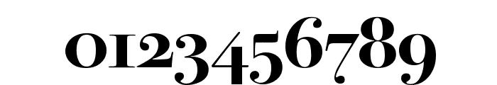 Bodoni 72 Oldstyle Bold Font