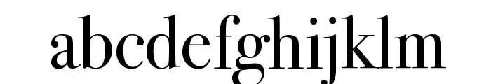 Bodoni 72 Oldstyle Book Font LOWERCASE