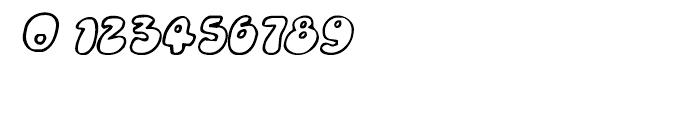 Bobolha Italic Font OTHER CHARS