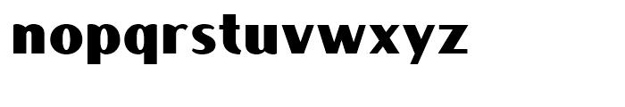 Boca Raton Solid Font LOWERCASE