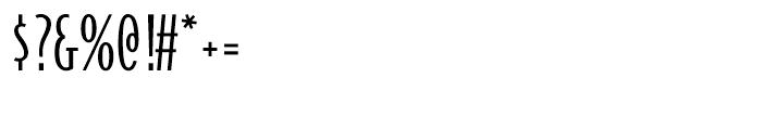 Bodega Sans Light Font OTHER CHARS
