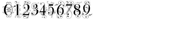 Bodoni Classic Deco Roman Font OTHER CHARS