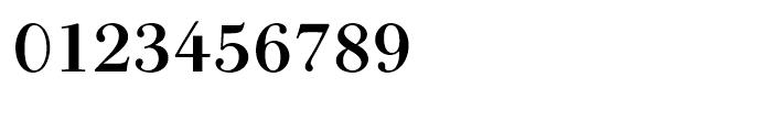 Bodoni Old Fashion Medium Font OTHER CHARS