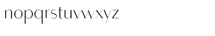Bodoni Sans Display Light Font