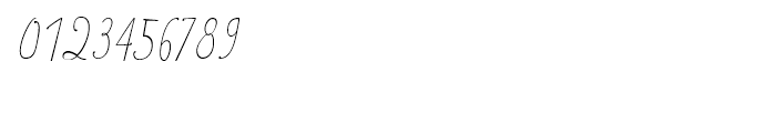 Boho Script Line Drop Italic Font OTHER CHARS