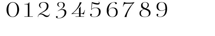 Boncaire Titling Regular Font OTHER CHARS