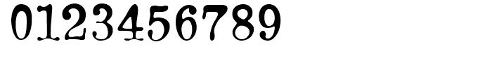 Bonsai Regular Font OTHER CHARS