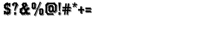 Boxwood Alternates Font OTHER CHARS