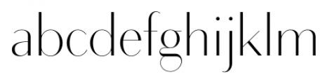 Bodoni Sans Display Light Light Font