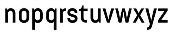 Bond 4F Medium Font LOWERCASE