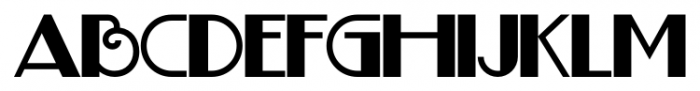 Boogie Nights NF Pro Regular Font UPPERCASE