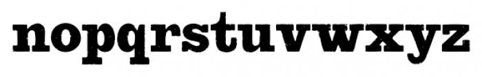 Bootstrap Alternate Pro Regular Font LOWERCASE
