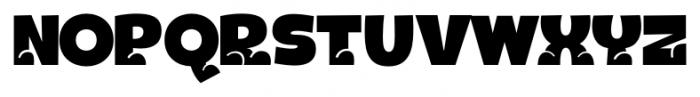 Bototo Regular Font LOWERCASE