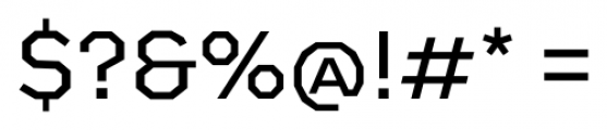 Bowie Regular Font OTHER CHARS