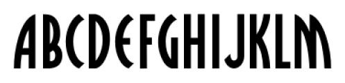 Box Lunch JNL Regular Font UPPERCASE