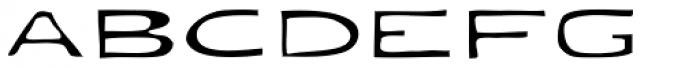 BOOM Fill Font UPPERCASE